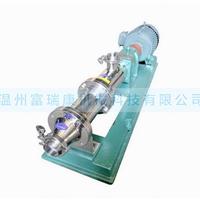 供应螺杆泵,不锈钢单螺杆泵,G型螺杆泵