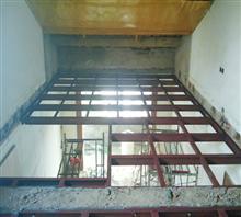 供应北京阁楼设计安装,钢结构楼梯焊接制作