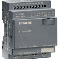 供应西门子可编程控制器逻辑控制器12 24RC
