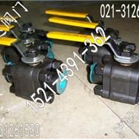 供应Q61F-800LB锻钢高压焊接球阀
