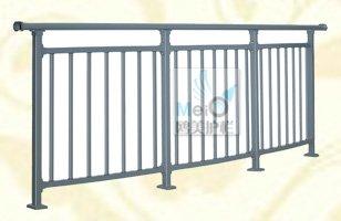 供应锌钢阳台护栏