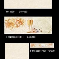 供应新明珠金利高陶瓷瓷片新品660*240
