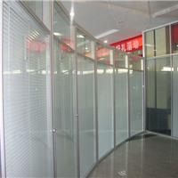 连云港玻璃隔断厂家在哪里?单玻龙骨结构