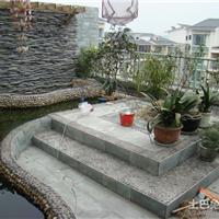 供应青岛别墅景观设计――假山