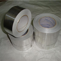 工厂直供优质铝箔胶带保温胶带锡箔胶带