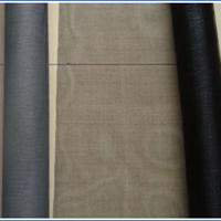 黑色18目隐形窗纱批发厂家今日市场价格