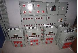 江苏苏州供应BQX52系列防爆变频调速箱