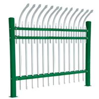 供应OM-807锌钢围栏护栏