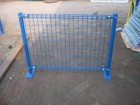 供应三桥双圈护栏网报价,双圈护栏网厂家