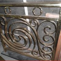 供应高档古铜色不锈钢护栏