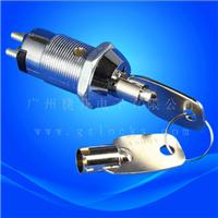 JK209电子锁 反弹锁 电源开关锁 珠子锁 进口钥匙开关