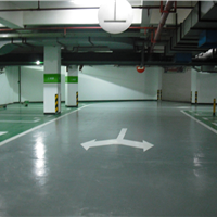 地下停车库环氧树脂地坪