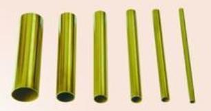 供应H65国标黄铜管 H63工业黄铜管