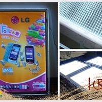 供应CE/Rohs出口认证超薄水晶灯箱