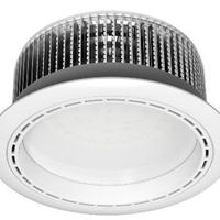 供应LED筒灯36W鳍片式散热筒灯