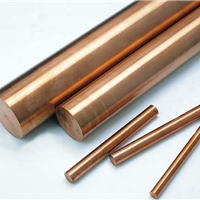 铍铜QBe1.7铍铜棒QBe1.8铍铜棒QBe1.9铍铜棒