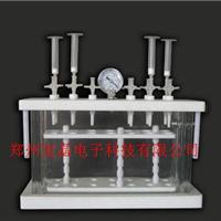 郑州宝晶YGC-6B方缸一体式24位固相萃取仪/