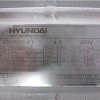 供应韩国HYUNDAI电机