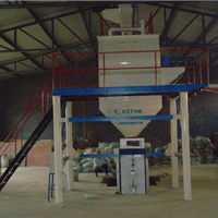 BD-80型干粉砂浆设备