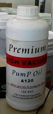 供应现货阿尔卡特真空泵油A120 1L包装现货