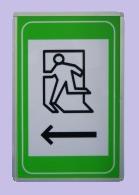 厂家供应隧道光电标志 人行横洞标志