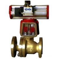 供应QY641F氧气专用气动球阀