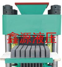 供应辽阳液压免烧砖机品牌设备L