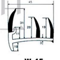 供应 密封条、PVC软硬复合密封条、货车配件