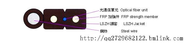 深圳光缆厂供应FTTH下线光缆