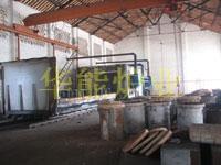 供应燃气台车炉