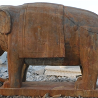 供应古代石雕大象
