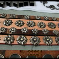 专业来料加工各类金属表面古色,特殊颜色处理