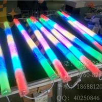 供应工程专用LED护栏管//6段外控护栏管