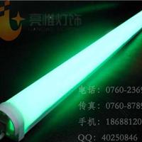 供应绿色LED护栏管