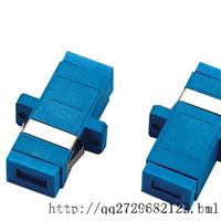 SC单工适配器 SC单工耦合器 光纤适配器