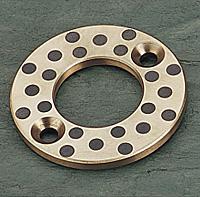 供应固体镶嵌自润滑固定垫圈