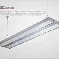 超市展厅吊灯 T5银色吊线灯铝材灯K-81003B
