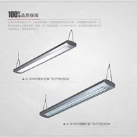办公照明 T5银色吊线灯铝材灯K-81046