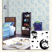 供应液体壁纸  卡通风格  环保型涂料