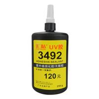 供应广粘3492胶水|广粘通用型UV固化胶