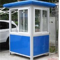南宁不锈钢保安岗亭红昌科技功能完善可靠