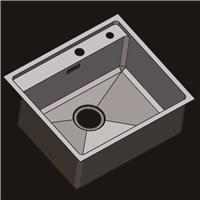 304不锈钢水槽 洗菜盆 不锈钢手工盆R5347