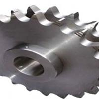 厂家批发大批碳钢双节距链条链轮