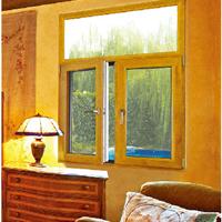 佛山铝门-铝木复合门窗