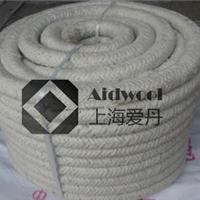 钢丝增强陶瓷纤维绳*陶瓷纤维防火密封绳