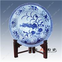 供应陶瓷大瓷盘  装饰品陶瓷大瓷盘