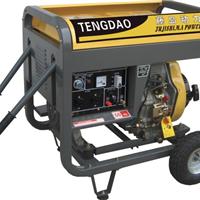 供应柴油电焊机 190A柴油发电电焊机组厂家
