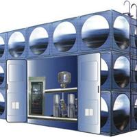 供应箱式供水设备