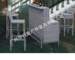 广州哪里有藤编咖啡厅家具厂,广州仿藤咖啡桌椅厂