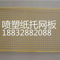 喷塑纸托网板